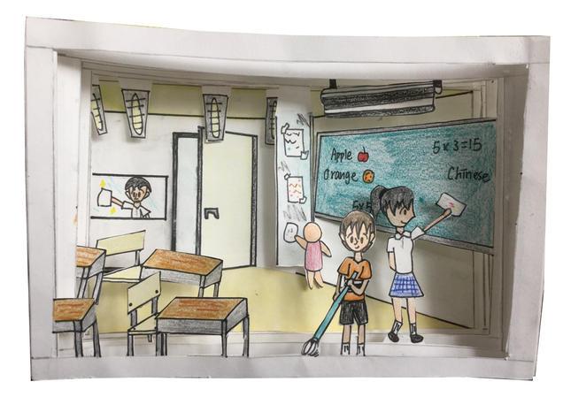 好人好事︰課室的日常