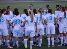 Coach Chris Carmichael and his BJU Lady Bruins