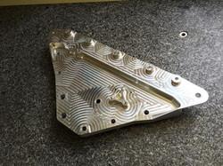 Ferrure d'angle Aluminium