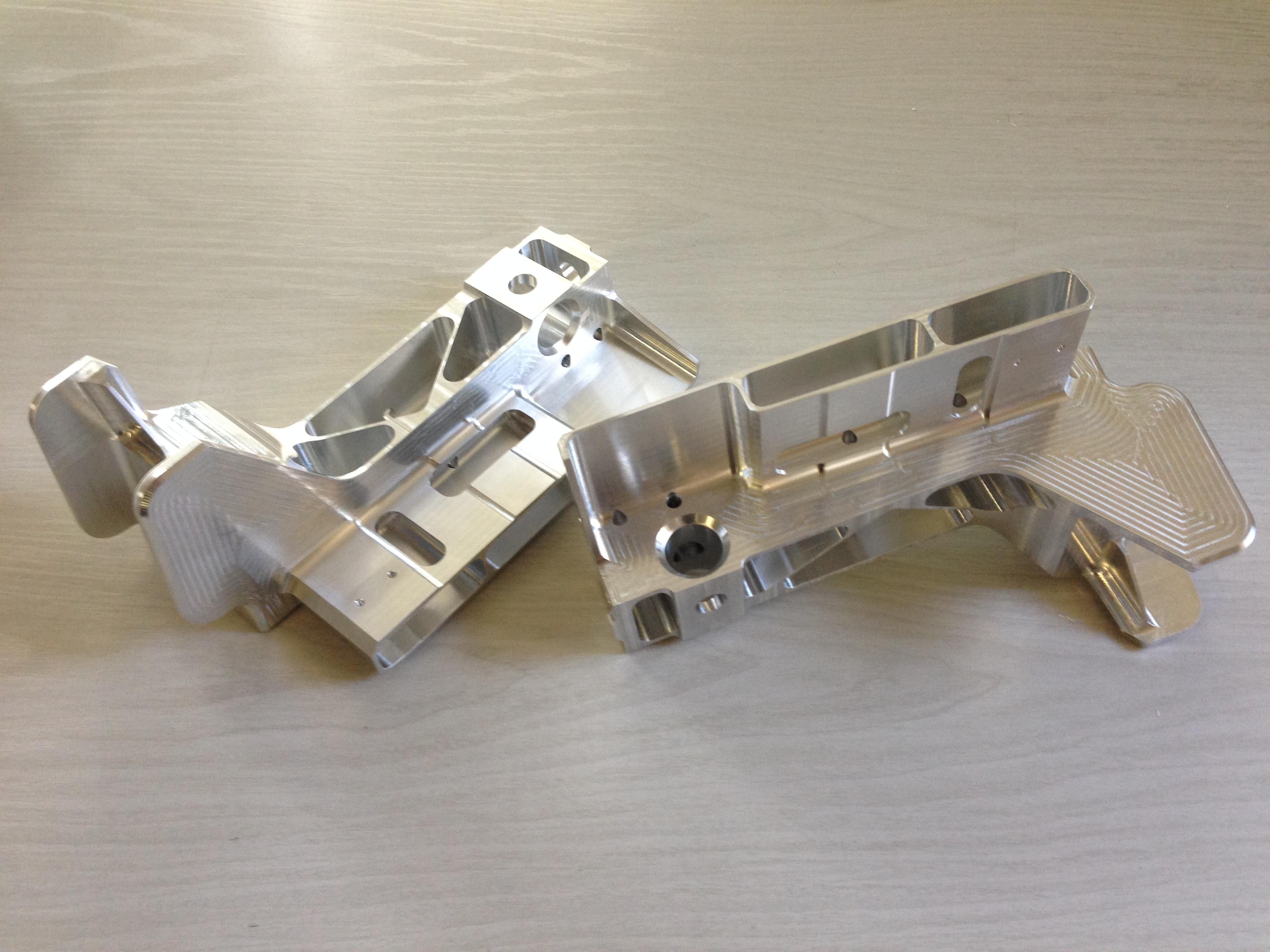 Ferrure Aluminium