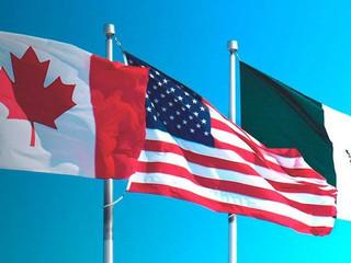Acuerdan México, Canadá y Estados Unidos la modernización del TLCAN
