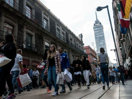 FMI mantiene sin cambios estimación de crecimiento para México en 2018 y 2019