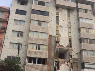 Situación jurídica de inmuebles que presenten daños a causa de un sismo