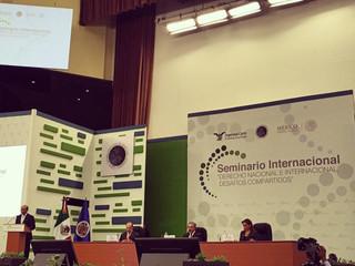 """CLG Abogados presente en el Seminario """"Derecho Nacional e Internacional, desafíos compartidos&q"""