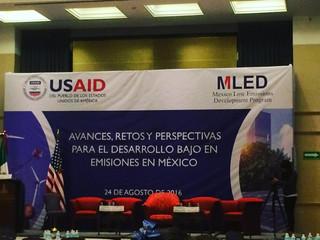 """CLG Abogados presente en el evento """"Avances, retos y perspectivas para el desarrollo bajo en em"""