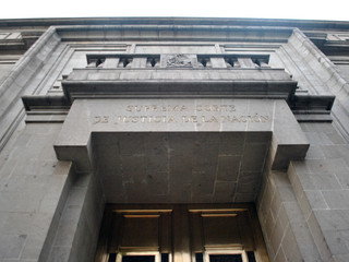 Corte declaró constitucional lista de empresas fantasma del SAT