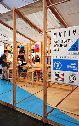 BOOTH FOR MAFIA BAGS