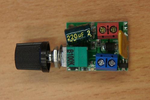 PWM Speed Controller