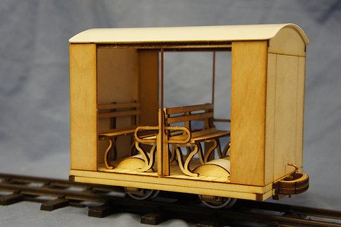 Darjeeling LadiesTrolley Kit