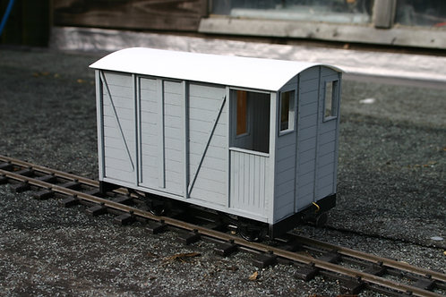Classic Guards Van Kit
