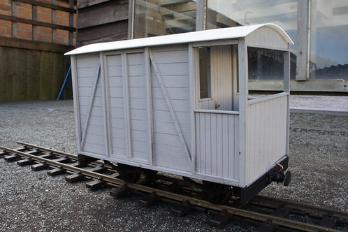 Lasercut IP 27 Guards Van Kit