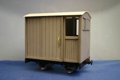 Freelance Short Guards Van Kit