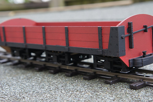 Clemison Open Wagon Goods kit