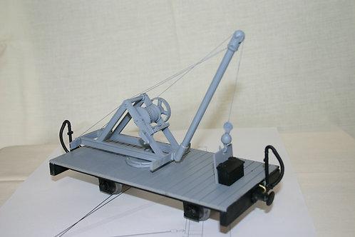 MOD Crane Wagon Kit