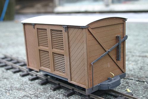 Darjeeling Tea Wagon Kit