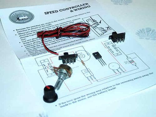 Manual speed controller Kit