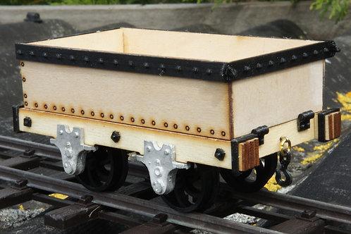 16mm scale Talyllyn IronWagon Kit