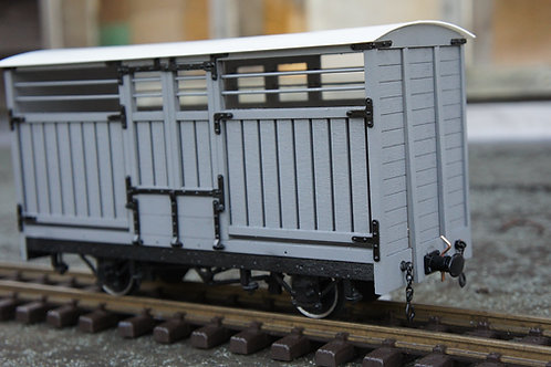 IOM Covered K Wagon Kit