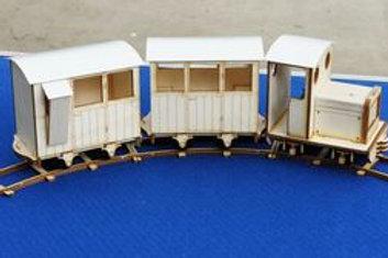 Ezee Passenger Train Set