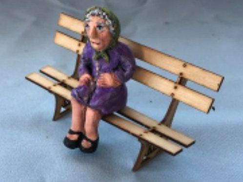 1060 Grandma (Height 64 mm)