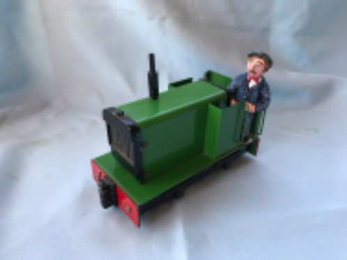 1061 Whilber The Loco Driver (Height 85 mm)