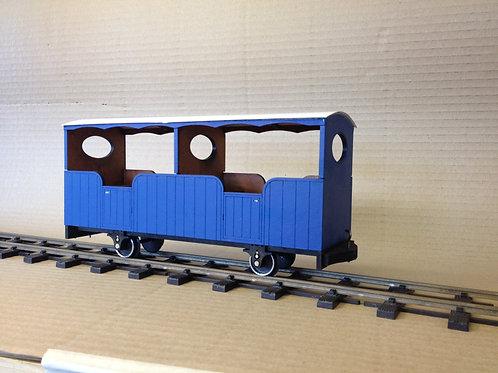 Ezee Second Class Passenger Coach Kit