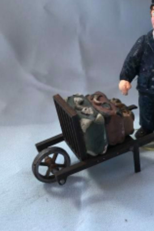1066 Luggage and trolley