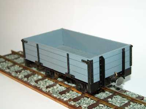 Four Plank Wagon Kit