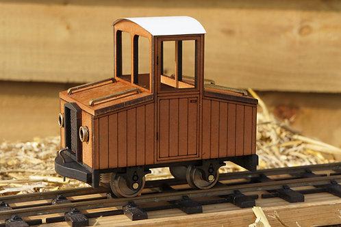 Ezee Edward Diesel loco Kit