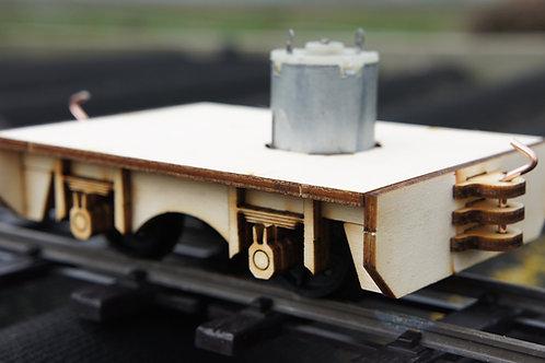 Ezee Motor chassis Kit
