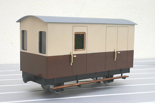 VOR Guards Van Kit
