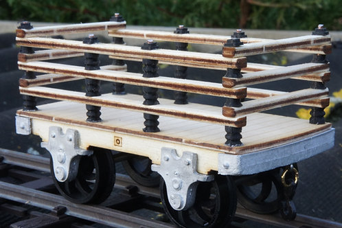Ffestiniog Slate Wagon