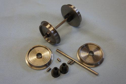 30mm Adjustable wheel sets