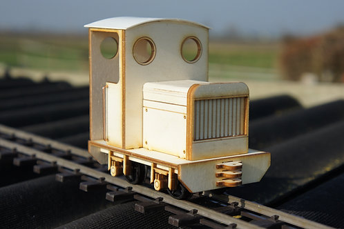 Albert Diesel loco Kit