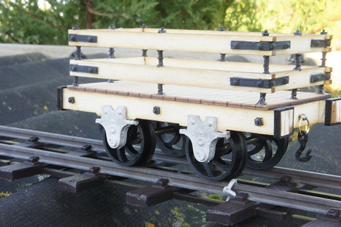 16 mm scale Talyllyn Slate Wagon Kit