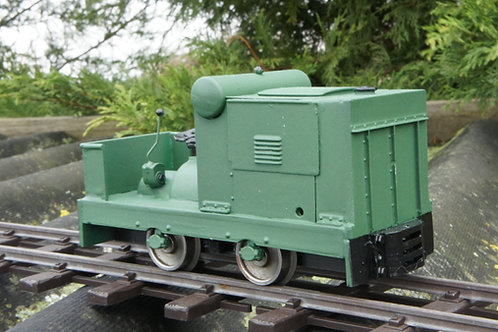 16 mm scale Ruston 10hp loco kit