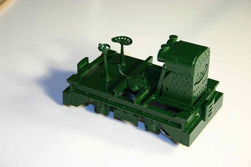 Lister RT petrol Loco Kit