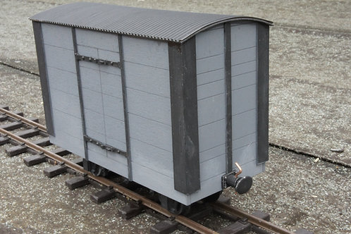 NWNGR Square Door Goods Wagon Kit