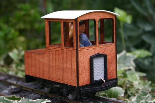 Daisy Diesel Railcar Kit