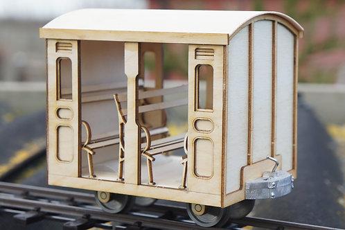 Darjeeling 3rd class Passenger Trolley Kit