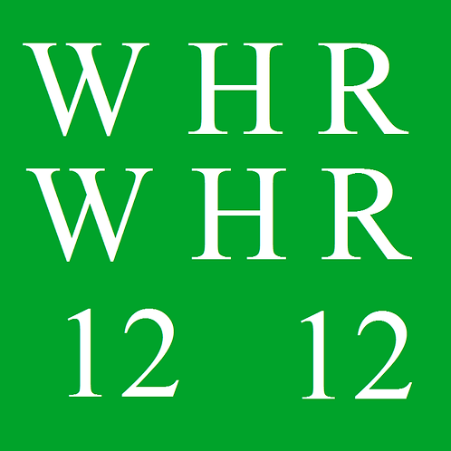 Welsh Highland Railway  Coal & Mineral 4 Ton Wagon No 12  Decals £6.00 per set