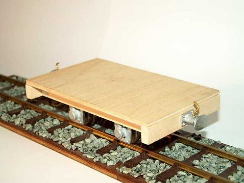 Flat Bed Wagon Kit