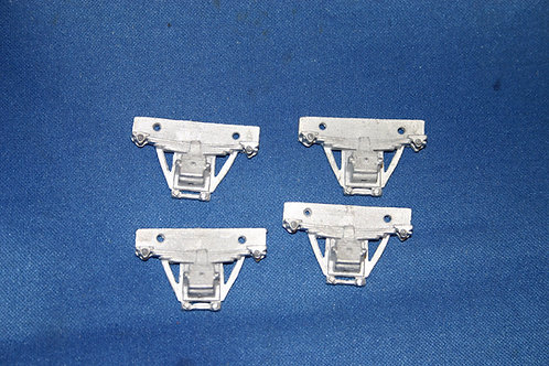 Small Sprung Axlebox castings