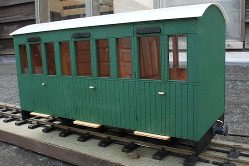 Eezee LSBR 3 compartment Kit