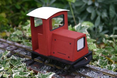 Rapier Diesel loco Kit
