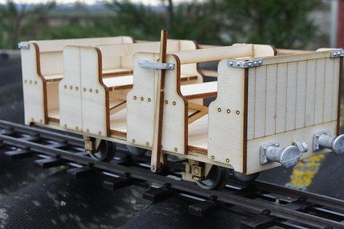 Talyllyn Carriage No 8 Kit