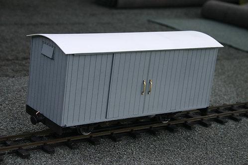 Long goods Wagon Kit
