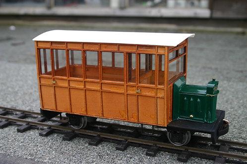 Fowler Railbus