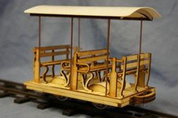 Darjeeling Open Trolley Kit