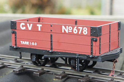 GVT 4 Ton wagon 16 mm Scale